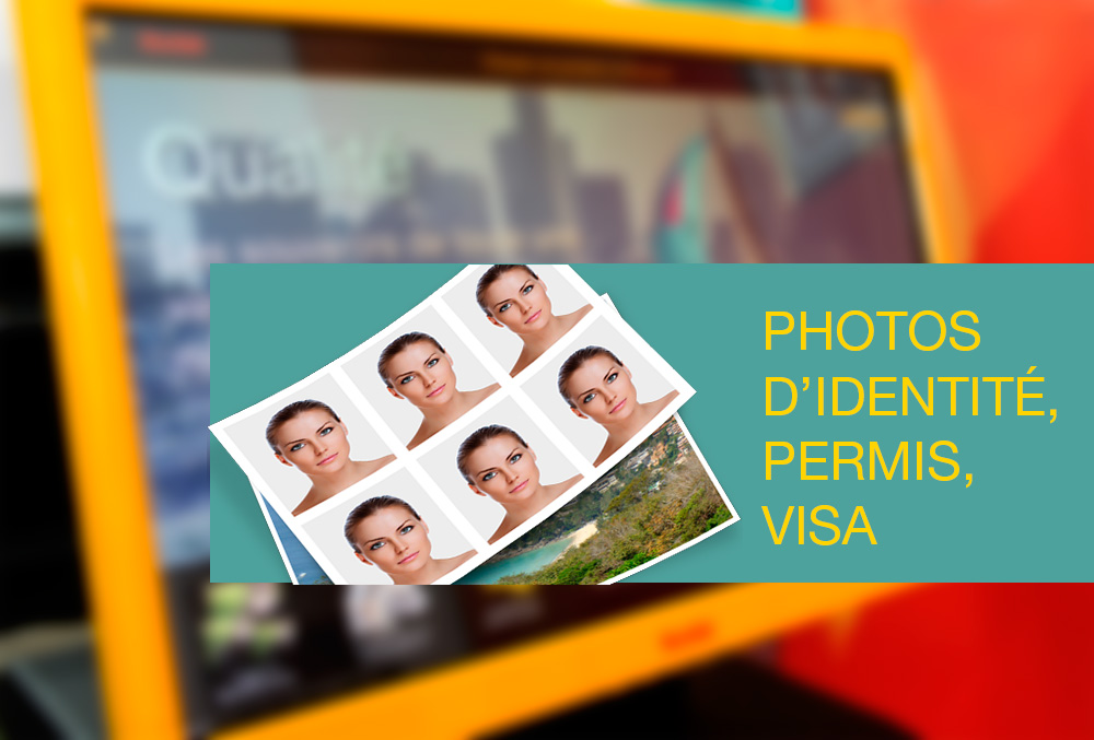 Photos d'identité, passeport, visa Paris 10ème